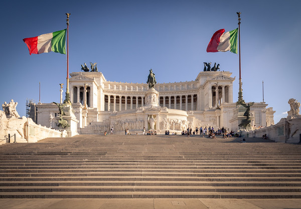 Monument of Vittorio Emanuelle II