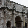 Arch of Constantine. The details are amazing. Again, fairly hard to get a shot without people in it but the arch is a compelling sight.