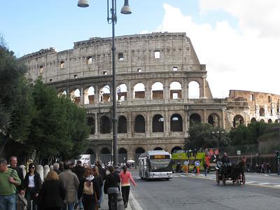Rome, Italy Nov 2009
