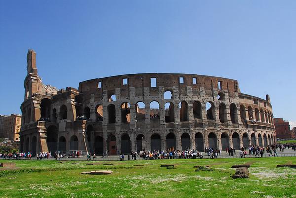 Rome, Tunisia 2011