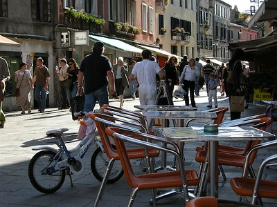 Rome, Venice, Dubrovnik 2008