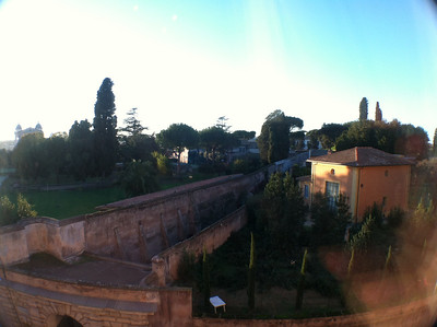 Rome and Prague December 2012