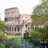 Colosseum (Laurel's photo taken from the Palantine Hill)