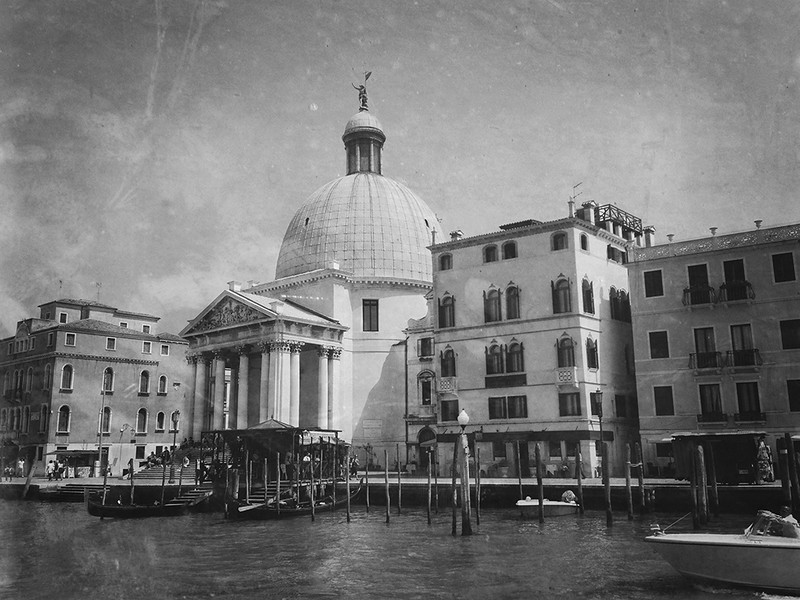Venice-Old But Beautiful (Shot with an i-Phone)