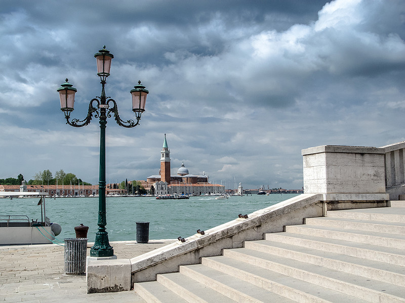 A View From the Arsenale