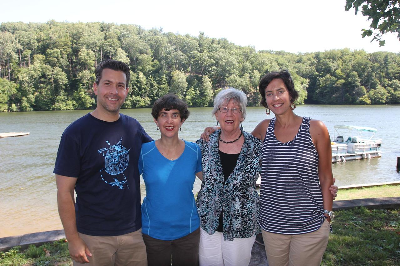 Warren Lake House Visit
