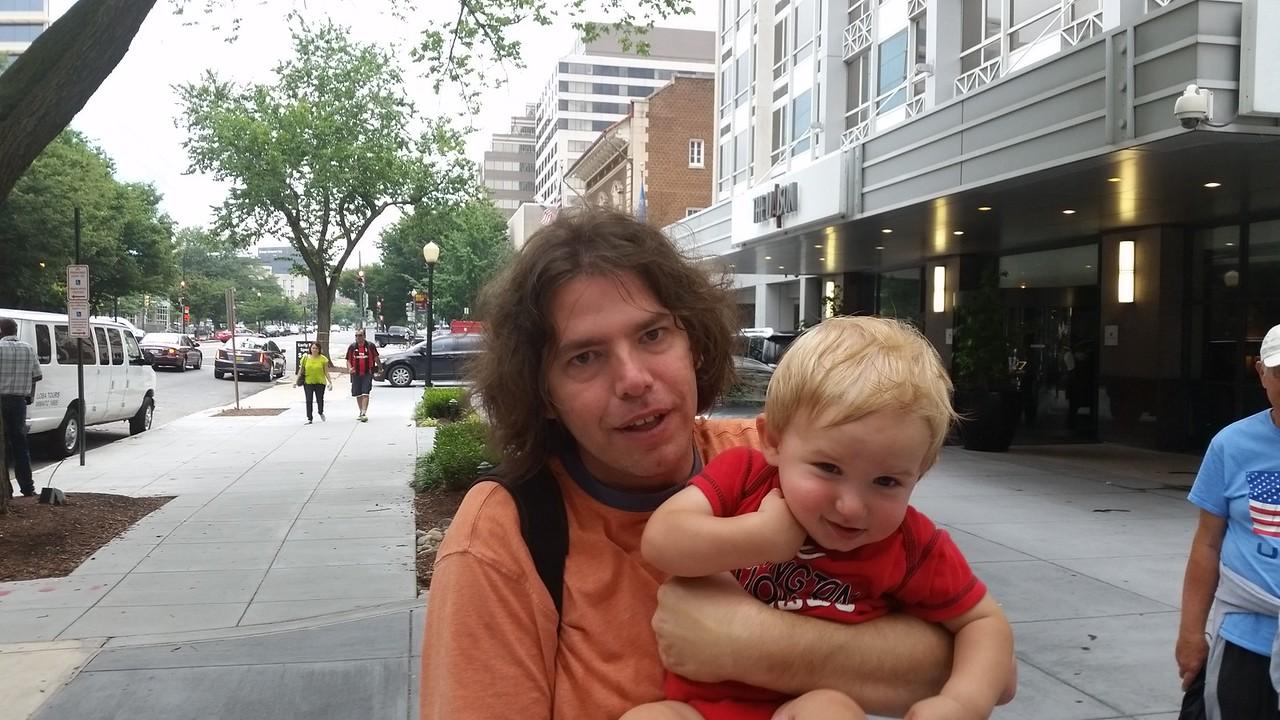 John and Lucas