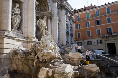 Fountain di Trevi