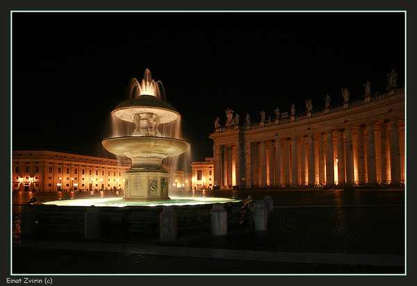 St Peter Piazza<br /> The Vatican