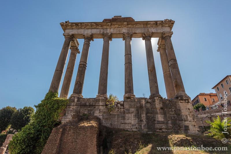 Saturn Temple
