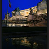 Vittoriano Reflected<br /> Rome