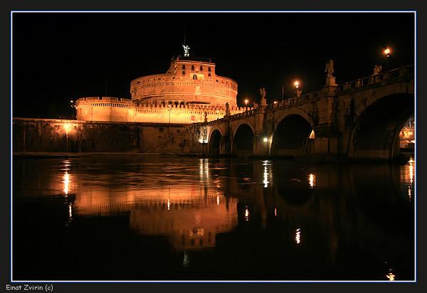 Castel St. Angelo<br /> Rome