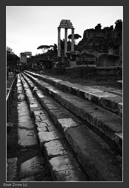 Timeline<br /> Forum Romano, Rome