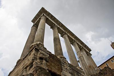 Temple of Saturn (Forum)