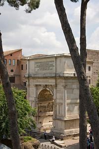 Arch of Titus (Forum)