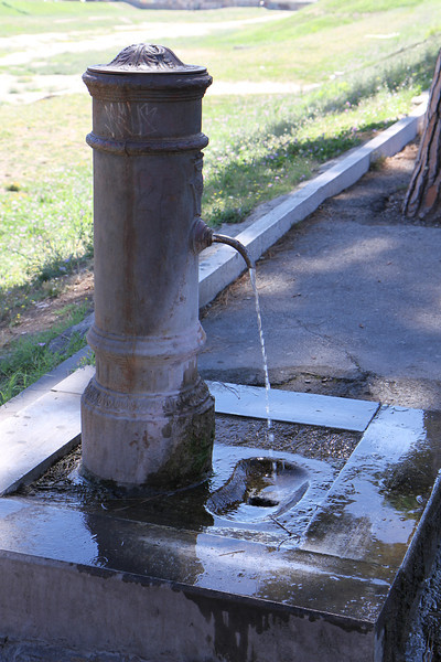 We've been getting water from these all over the city, can't imagine how we'd survive without it.