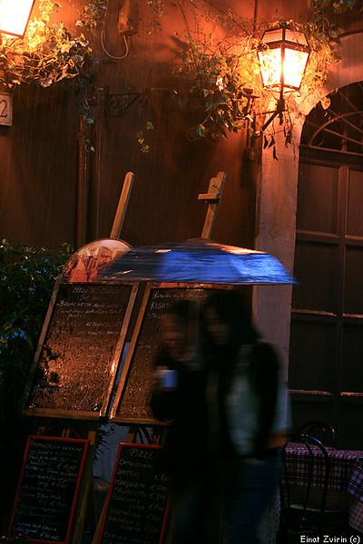 Rain<br /> Rome