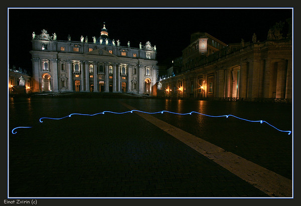 St Peter Piazza Twirl<br /> The Vatican
