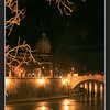 Night on the Tiber<br /> Rome