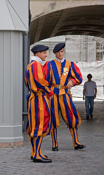 Swiss Guards (Vatican)
