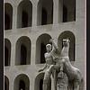 The Square Colosseum<br /> EUR, Rome