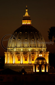 St. Peters. Rome, Italy.