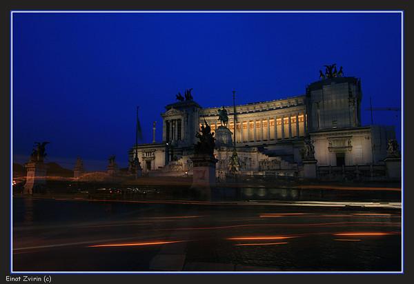 Vittoriano On The Move<br /> Rome