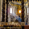 San Pietro Altar