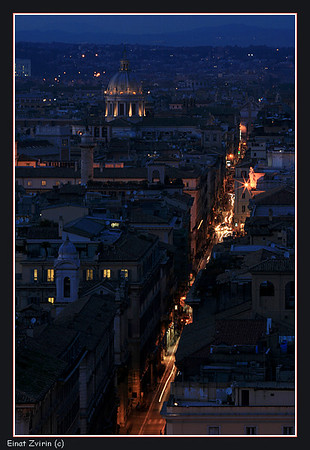 Twilight Rome