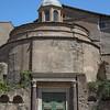 Temple of Romulus, Roman Forum, Rome, Italy