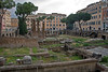Republican temples where Julius Caesar was murdered.