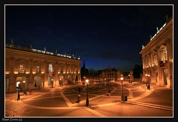The Campidoglio<br /> Rome
