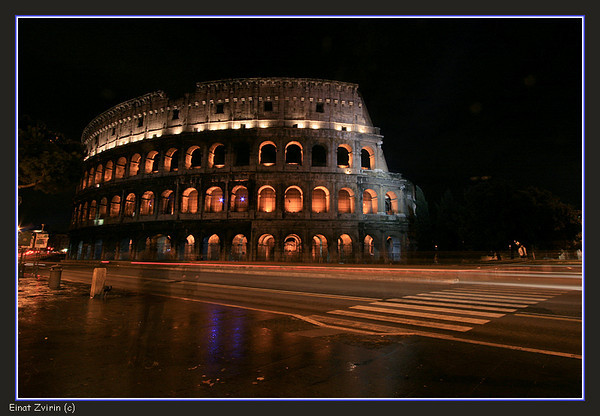 Ghosts of the Colosseum<br /> Rome