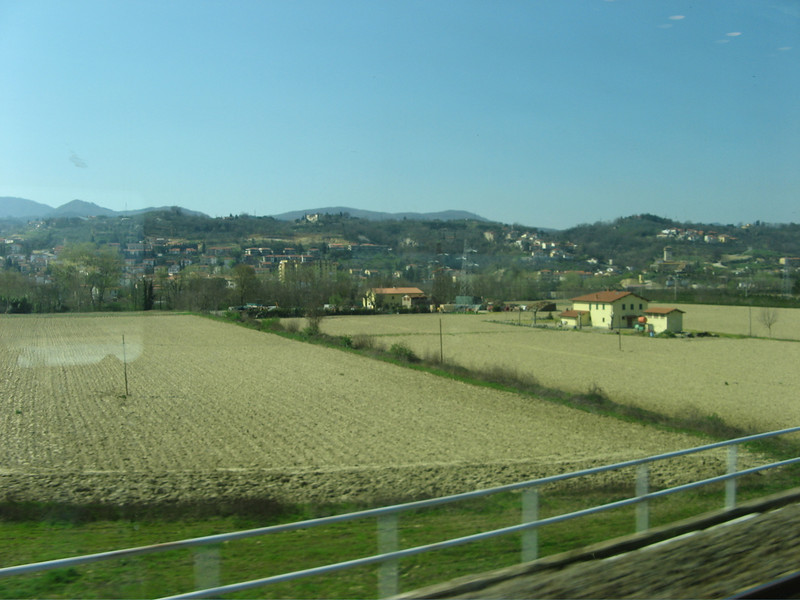 Toscani landscape
