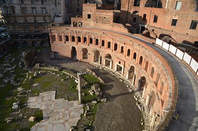 Rome,Italy - Dec 2011