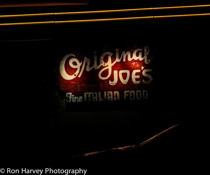 """Original Joe's"""