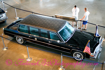 This was one of President Reagan's Limo's.  Would it be correct to call it Limo One?