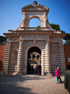 The Gate to Palatinus. Rooma 2013