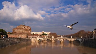 Castel e Ponte di Sant Angelo