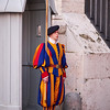 Swiss Guard of Vatican 2013