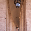Vatican pillar alley