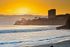 Calafia sunset, Rosarito Beach
