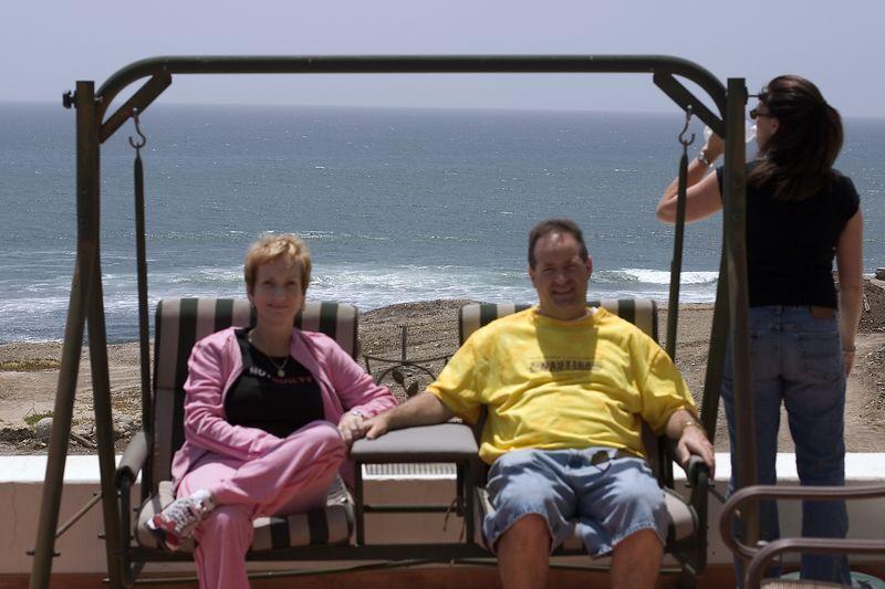 Sandy - Larry - Janine