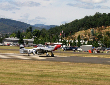 Roseburg Airshow