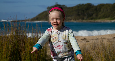 South Durras Beach - July 2014