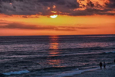 Sunset - Rosemary Beach Florida