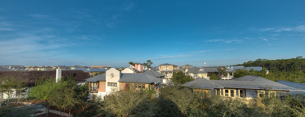 Rosemary Beach Rooftops
