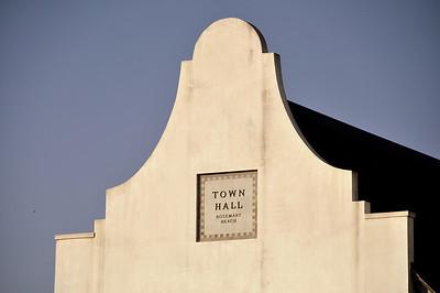Town Hall Rosemary Beach Florida