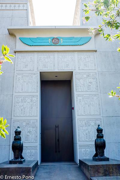Rosicrucian Egyptian Museum & Planetarium