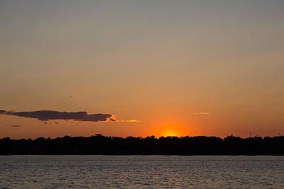 Rossmore sunset 2016 June 23rd